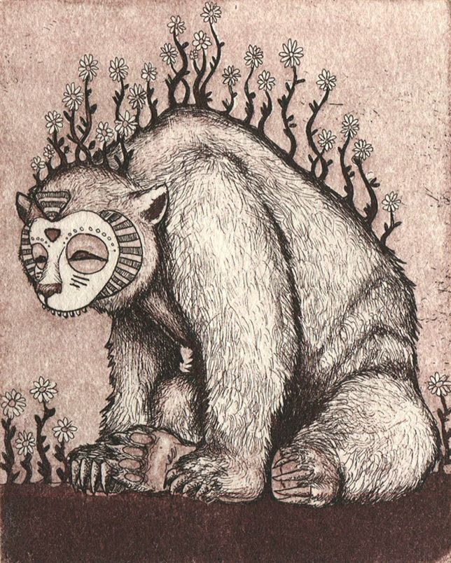 Alexis Aronson earth bear little ancestors