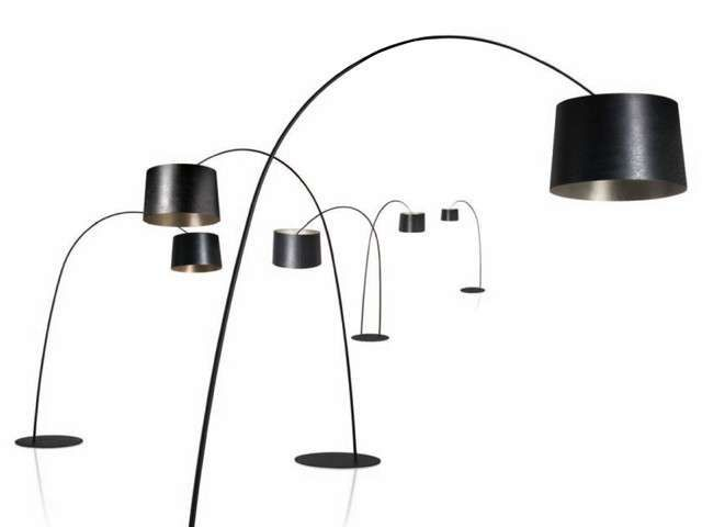 Lampade da terra di design e moderne - Lampade da terra Twiggy by Foscarini