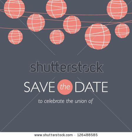 15 best website images on Pinterest Paper lanterns, Tree branches - best of invitation card vector art
