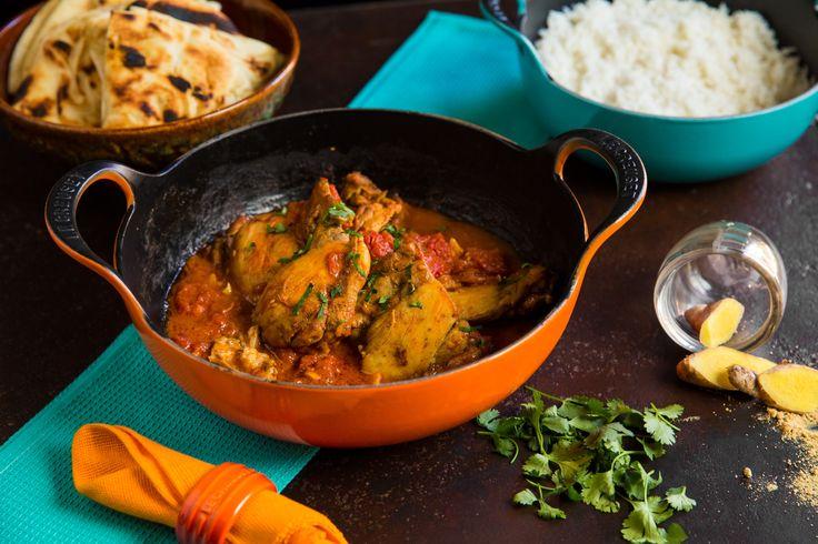 Este Plato Balti comúnmente utilizado en Pakistán, es un utensilio de hierro colado que funciona como cacerola honda para preparar deliciosos curries, camarones en salsa picante, pollo balti o especiado, entre un sin fin de platillos exquisitos. Tiene una garantía de por vida para que puedas compartir muchos momentos con él alrededor de la mesa. #CocinaDelMundo