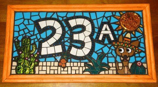 """""""La casa de Pepe"""" ( Pepe's house ) - 2013 @MosaicAvatar"""