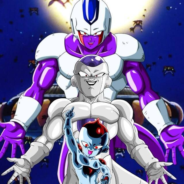 41 best images about Lord Frieza and his family on ...