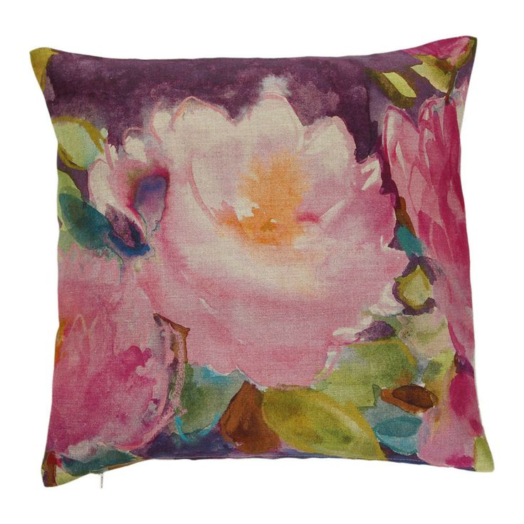 Discover the Bluebellgray Victoria Cushion - 45x45cm at Amara