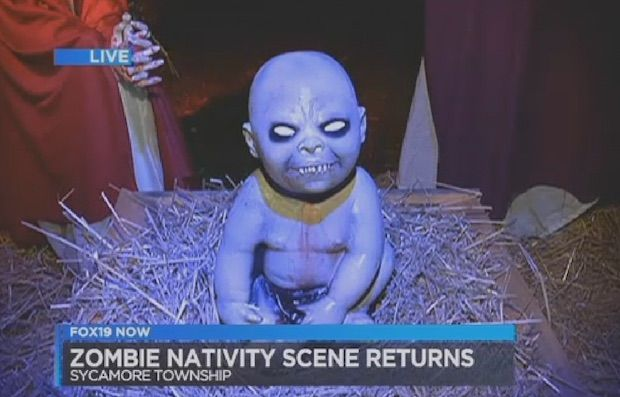 Comedian Dennis Miller's Hilarious Takedown of Zombie Nativity Scene - http://www.theblaze.com/stories/2015/12/10/comedian-dennis-millers-hilarious-takedown-of-zombie-nativity-scene/?utm_source=TheBlaze.com&utm_medium=rss&utm_campaign=story&utm_content=comedian-dennis-millers-hilarious-takedown-of-zombie-nativity-scene