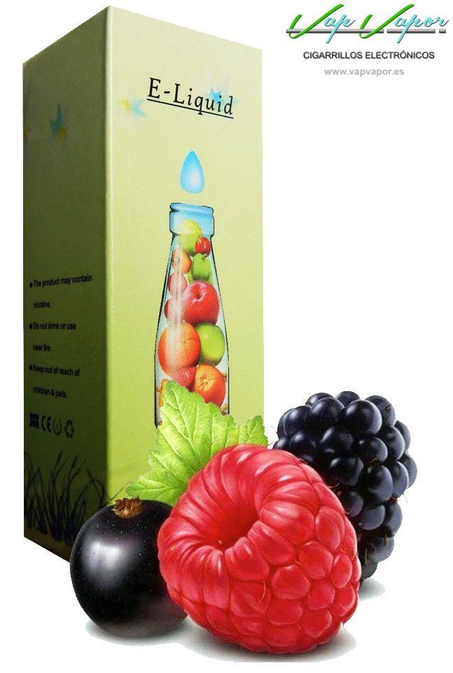 e-liquid Mora  http://www.vapvapor.es/liquido-frutas-cigarrillo-electronico  Líquidos para cigarrillos electrónicos de la marca e-liquid. Nuestra marca e-liquid se caracteriza por su gran variedad de aromas y sabores.     - e-liquid sabor Mora (afrutado)     - Categoría: frutas
