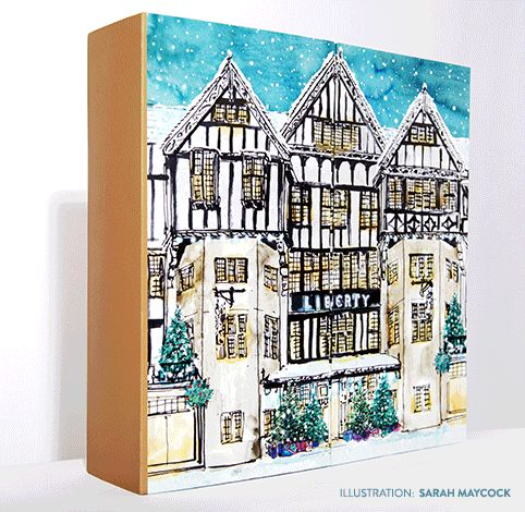 Liberty of London Beauty Christmas advent calendar £149 <credit card weeps>