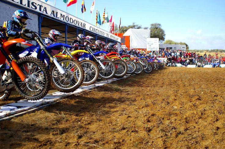 #CrossWorldEspaña PGM25 Almodóvar Del Río ( #Córdoba ) #Campeonato #Nacional de #Motocross 2005 #MX2 y #MX1.