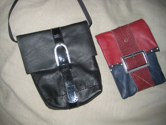 Nea Design - bags & accessories from reclaimed materials