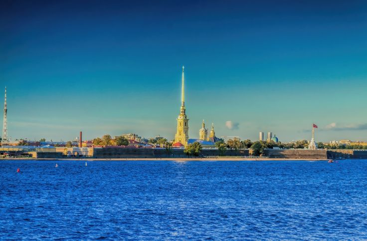 Peter and Paul Fortress by Стас Киренков on 500px