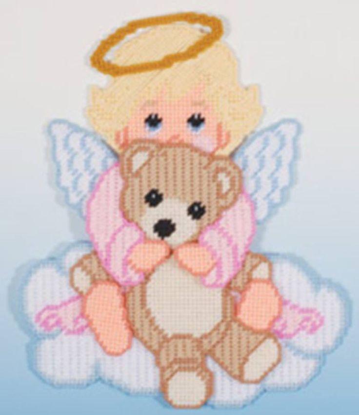 ANGEL WITH BEAR 1/6