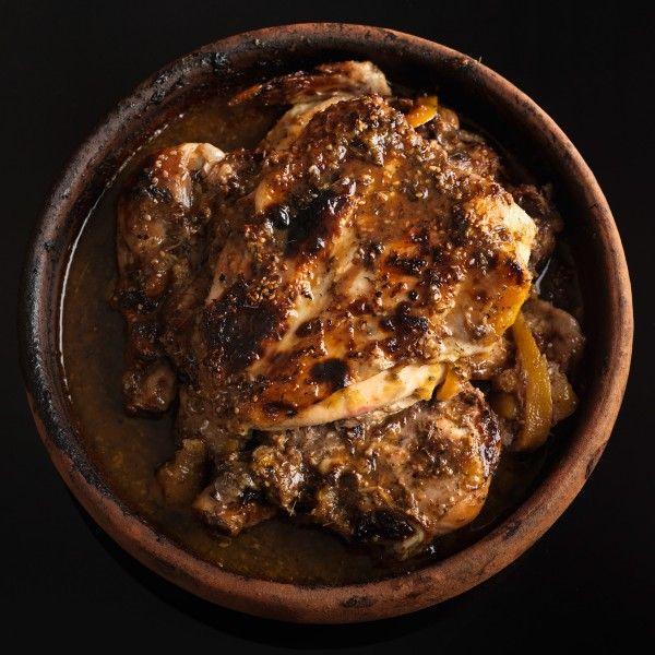Курица по рецепту Сталика (два в одном)