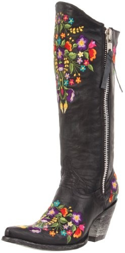 Old Gringo Cowgirl boots! How great are these! :)