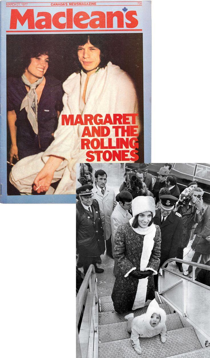 First Lady Wild Child: Margaret Trudeau