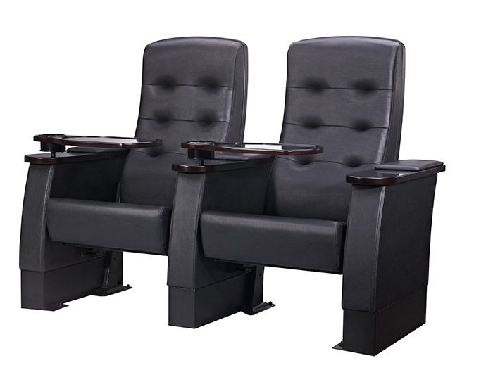 MARCELLO:  The Marcello Cinema Seat is a classy yet practical cinema seat. The contoured seat cushion is designed for optimum comfort, and a rocker back is available.