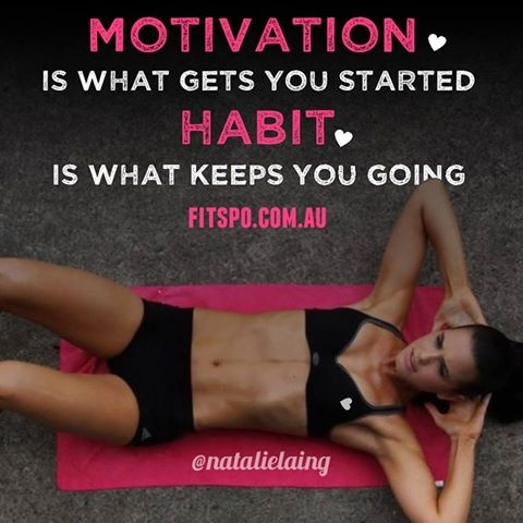 Motivation is like a bad boyfriend. It's never there when you need it. Consistency will get you there. - Michelle Bridges