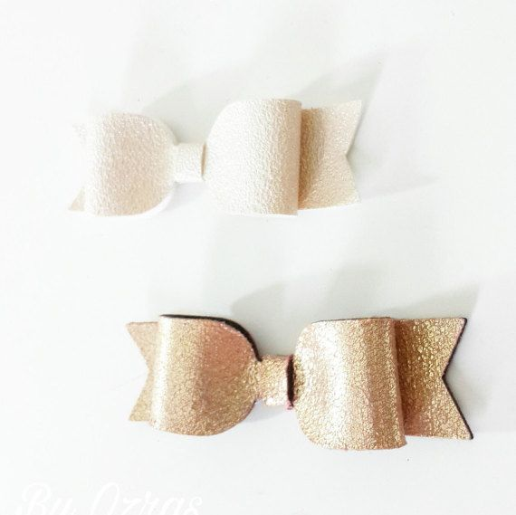 Hey, I found this really awesome Etsy listing at https://www.etsy.com/listing/471008328/faux-leather-bows-1-inches-leatherette