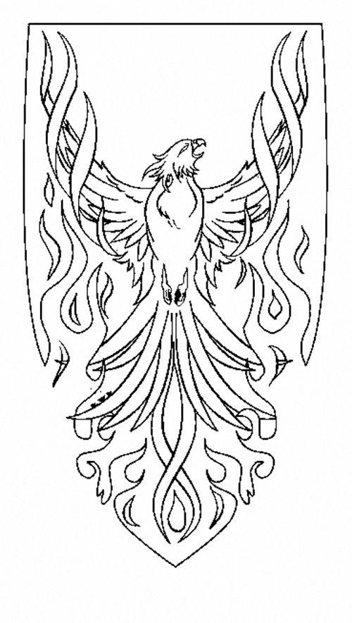 Феникс - птица легенда. Обсуждение на LiveInternet - Российский Сервис Онлайн-Дневников