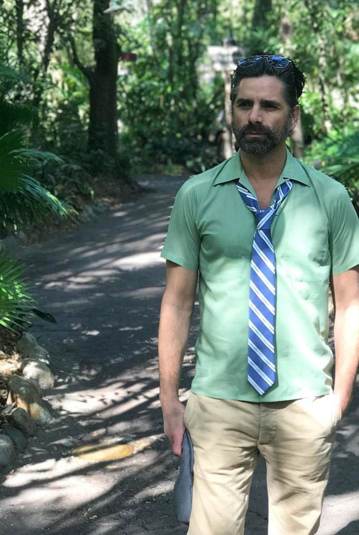 John Stamos Wins Our Hearts With Yet Another DisneyBound Masterpiece