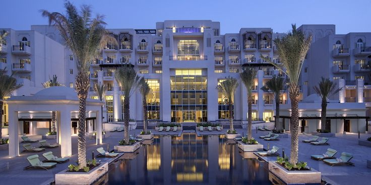 Eastern Mangroves Hotel & Spa by Anantara * * * * * ABU DHABI, EMIRATS ARABES UNIS