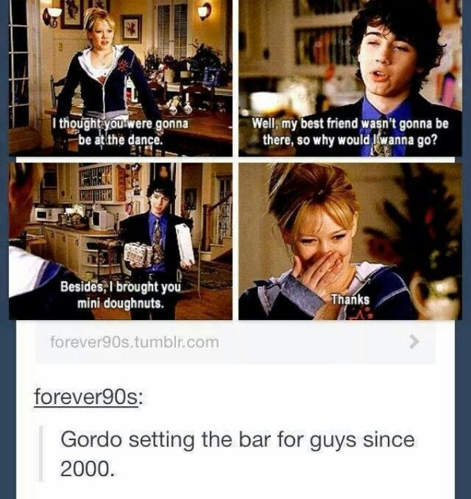 You have to love gordo