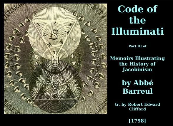 """The pricipal staement of the illuminati was to have a religion of no God under the pretext of it being a religion, albeit created to destroy all religion.""  ~Nekro Luma on FB"