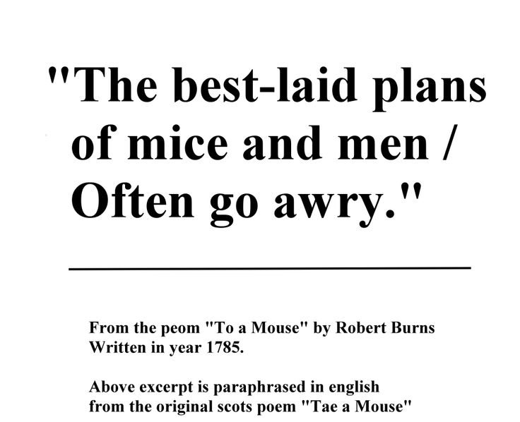 Of Mice And Men Poem 26