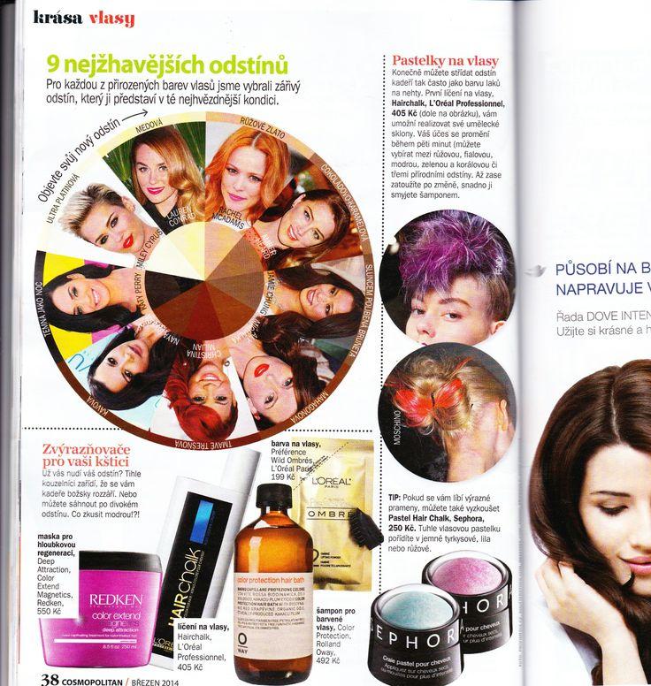 Cosmopolitan 3/2014
