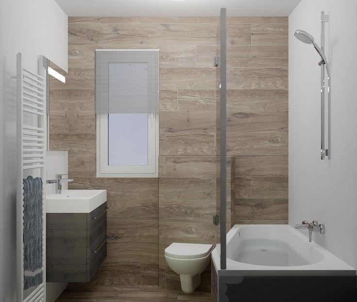25 beste idee n over kleine badkamer ontwerpen op pinterest kleine badkamer verbouwen cabine - Tegel rechthoekige badkamer ...
