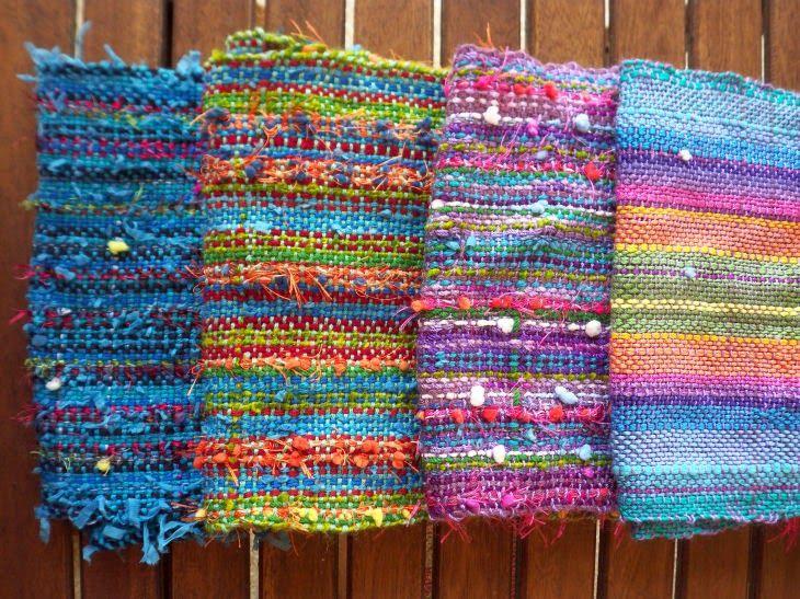 AnnaR: weaving