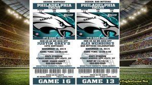 Buy Philadelphia Eagles Games Tickets Online| Best Tickets Sites