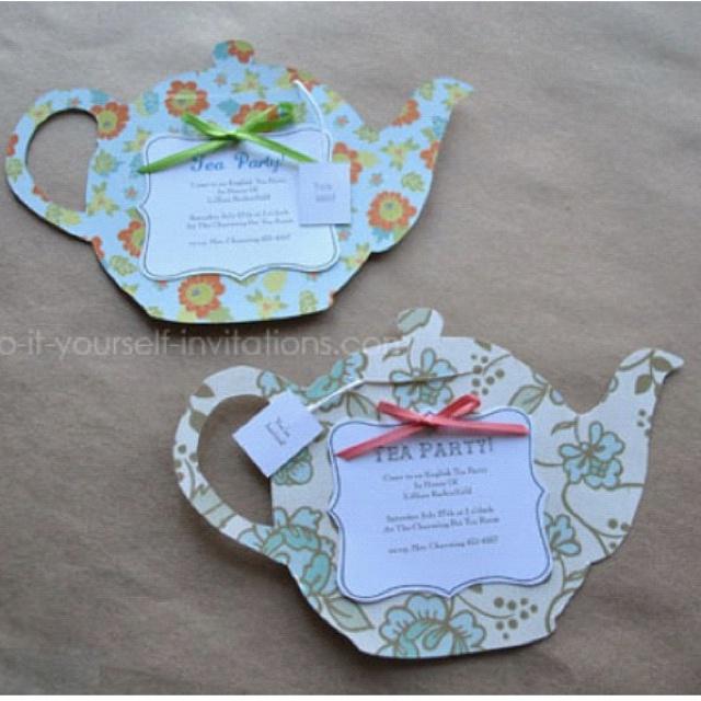 Cute invites to make