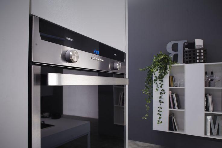 ELBA oven detail