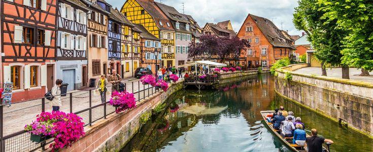 5 Pueblos con encanto en Francia