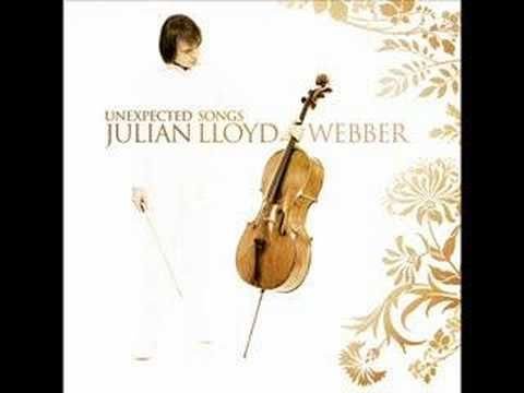 Julian Lloyd Webber plays Chopin's Prelude in E minor for cello - YouTube