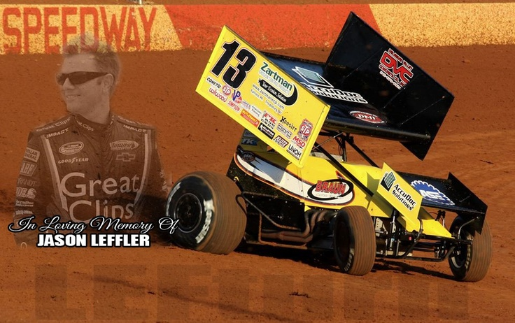 Race car RIP Jason leffler sprint car racing