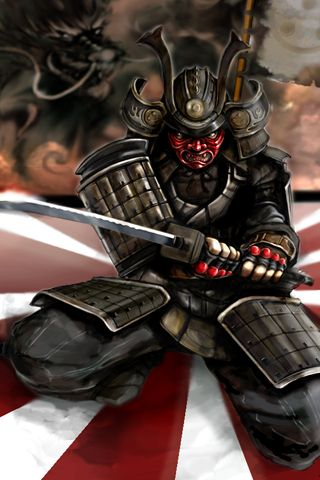 Samurai, Samurai warrior and Wallpapers on Pinterest
