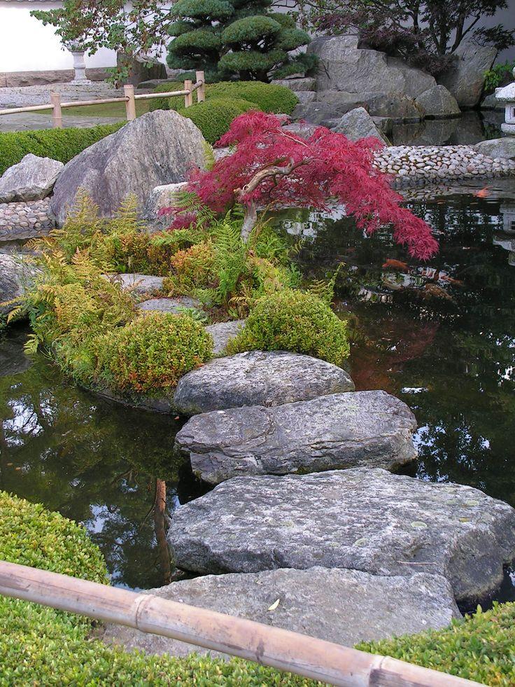 28 Japanese Garden Design Ideas To Style Up Your Backyard: 28 Beste Afbeeldingen Van Japanse Tuin Dierenpark