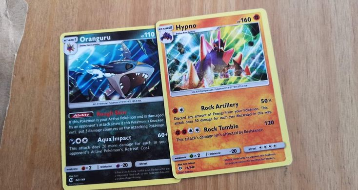 Bought some booster packs off ebay and somethings telling