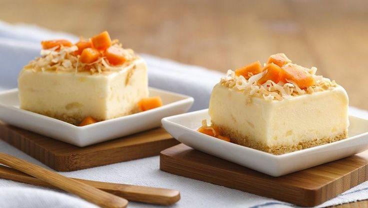 Piña Colada Frozen Dessert Recipe - Ezeebuxs