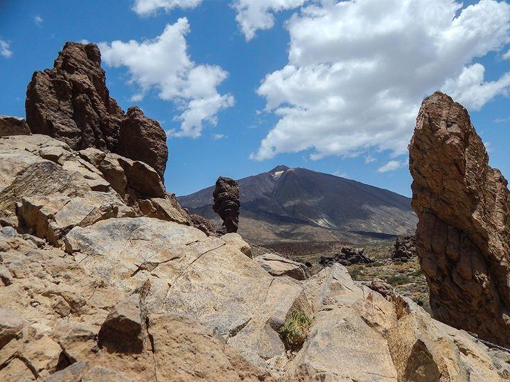 Teneriffa - Vulkan Teide in der Ferne - http://treat-of-freedom.de/teneriffa-tipps-ausfluege/