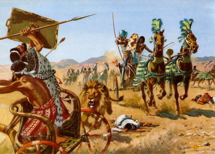Battle of Kadesh in 1274 BCE (in modern-day Syria: Egyptian Ramesses II (also…