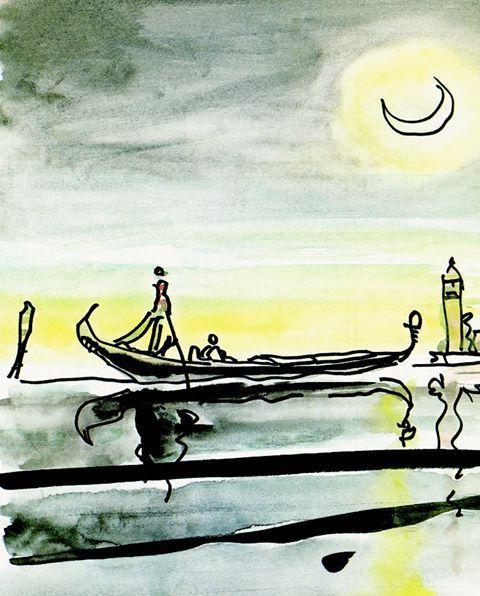 Non si può toccare l'alba se non si sono percorsi i sentieri della notte. Kahlil Gibran, Sabbia e spuma, 1926