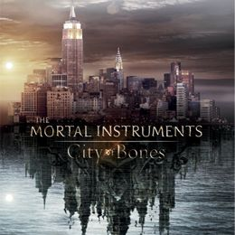 The mortal instruments -City of Bones - Just finished the book and am ready for the movie now :-)