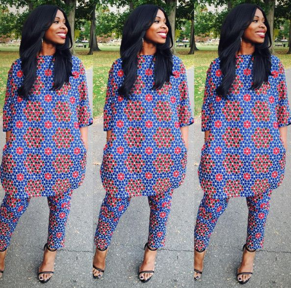 Its African inspired.~African fashion, Ankara, kitenge, Kente, African prints, Senegal fashion, Kenya fashion, Nigerian fashion, Ghanaian fashion ~DKK