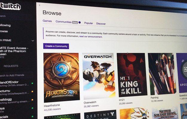 الخبر غير متاح Twitch Streaming Sites Newest Tv Shows