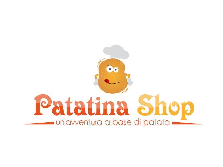 Logo Patata Shop