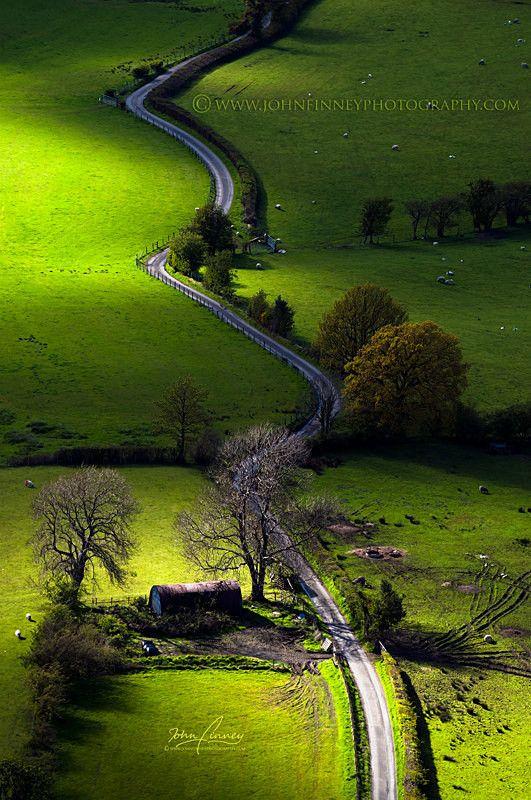 Newlands Valley, Lake District National Park, U.K.