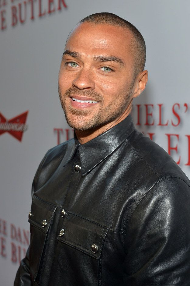 Jesse Williams (Grey's Anatomy) | 35 Insanely Hot Guys Whose Freckles Will Give You Life