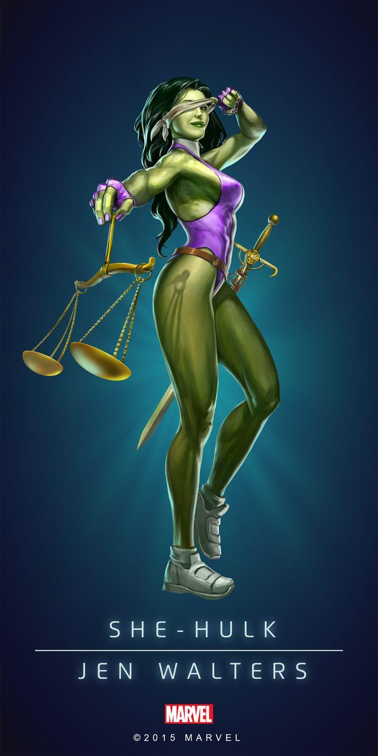 She-Hulk Poster-02