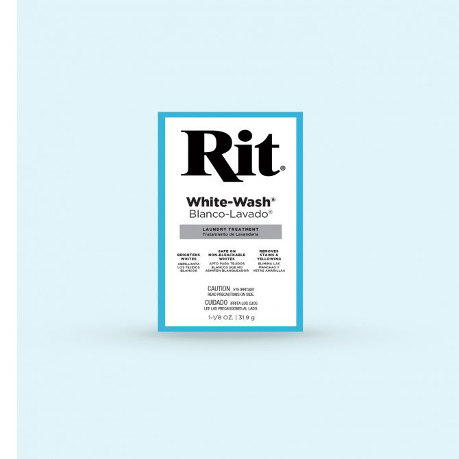 Color Remover Rit Dye With Images White Wash Rit Dye
